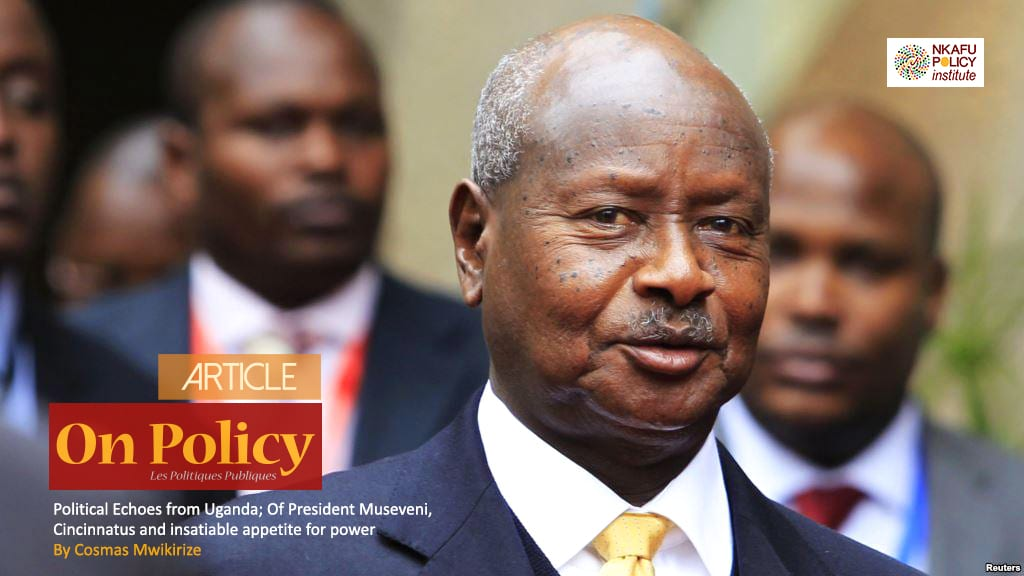Political Echoes from Uganda