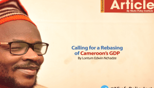 Its Time to Rebase Cameroon's GDP