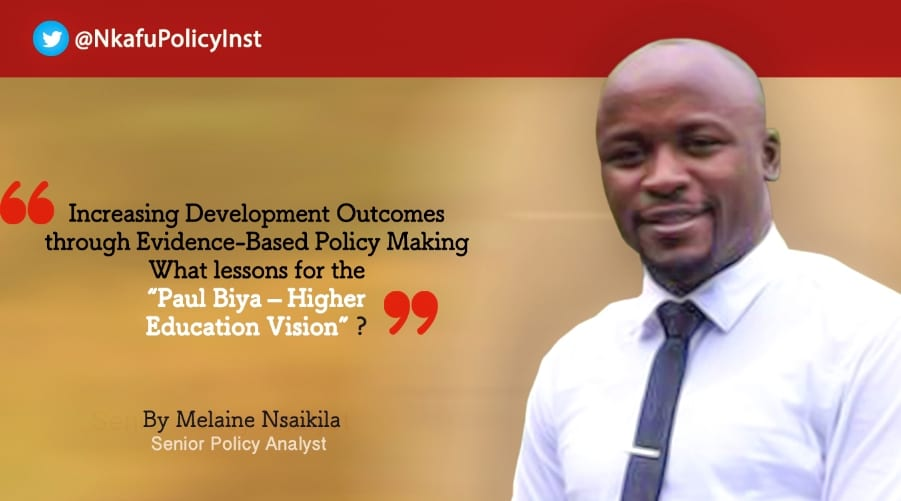 Increasing Development Outcomes through Evidence-Based Policy Making