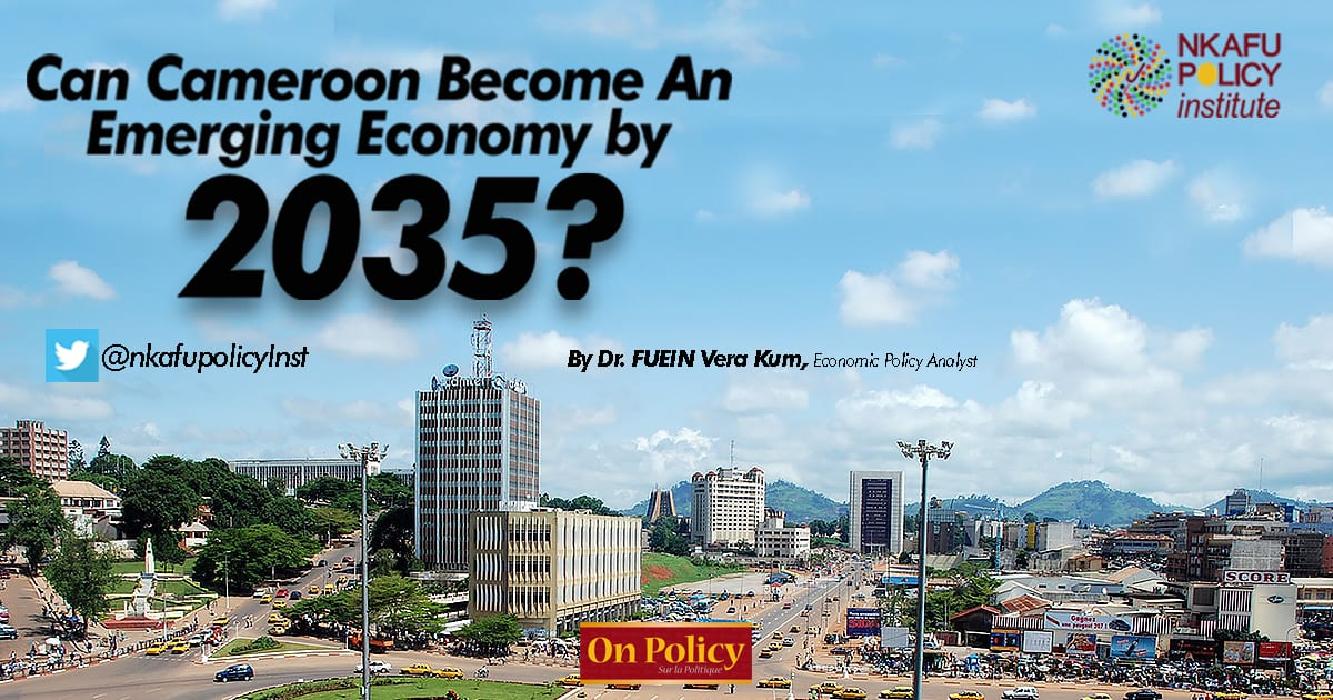 Can Cameroon Become an Emerging Economy by 2035?