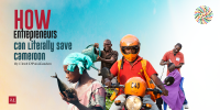How Entrepreneurs Can Literally Save Cameroon - Urilch D'Pola
