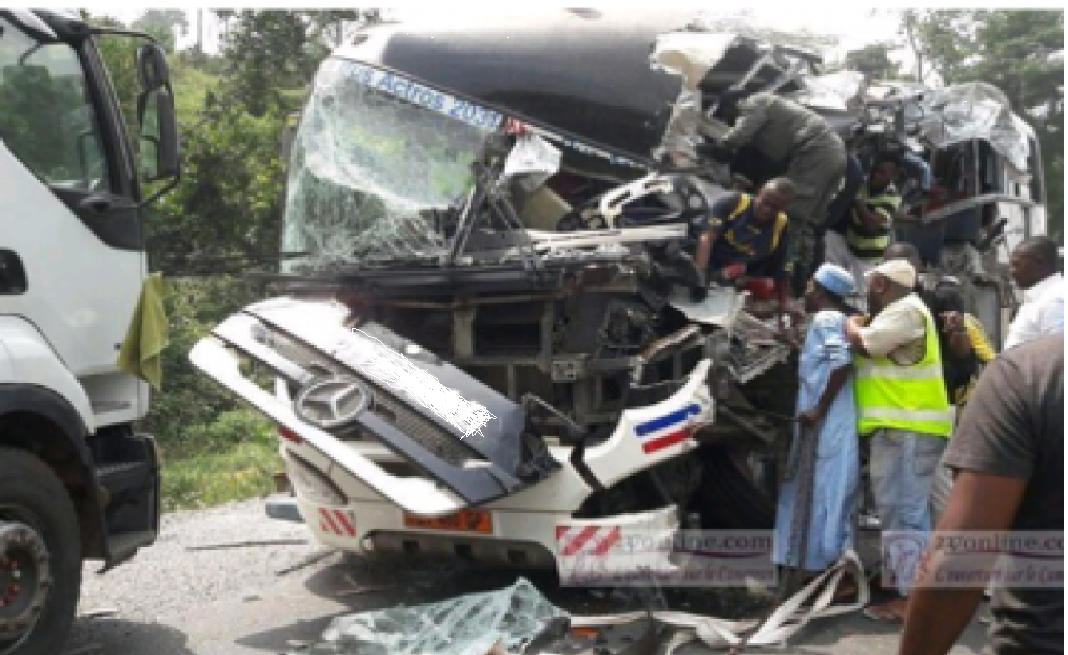 road Accident-CAmeroon