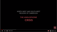 The Anglophone Crisis in Cameroon-Perils of war part 1