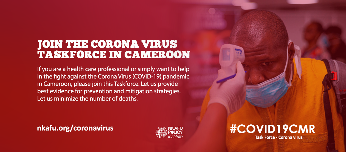 Join the coronavirus task force