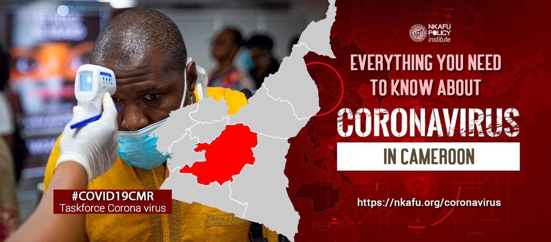 coronavirus in cameroon taskforce