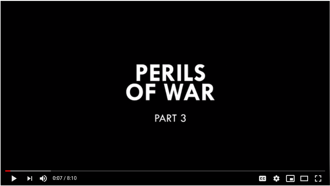 perils of war part 3