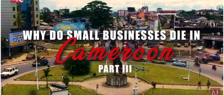 why businesses die in cameroon part 3