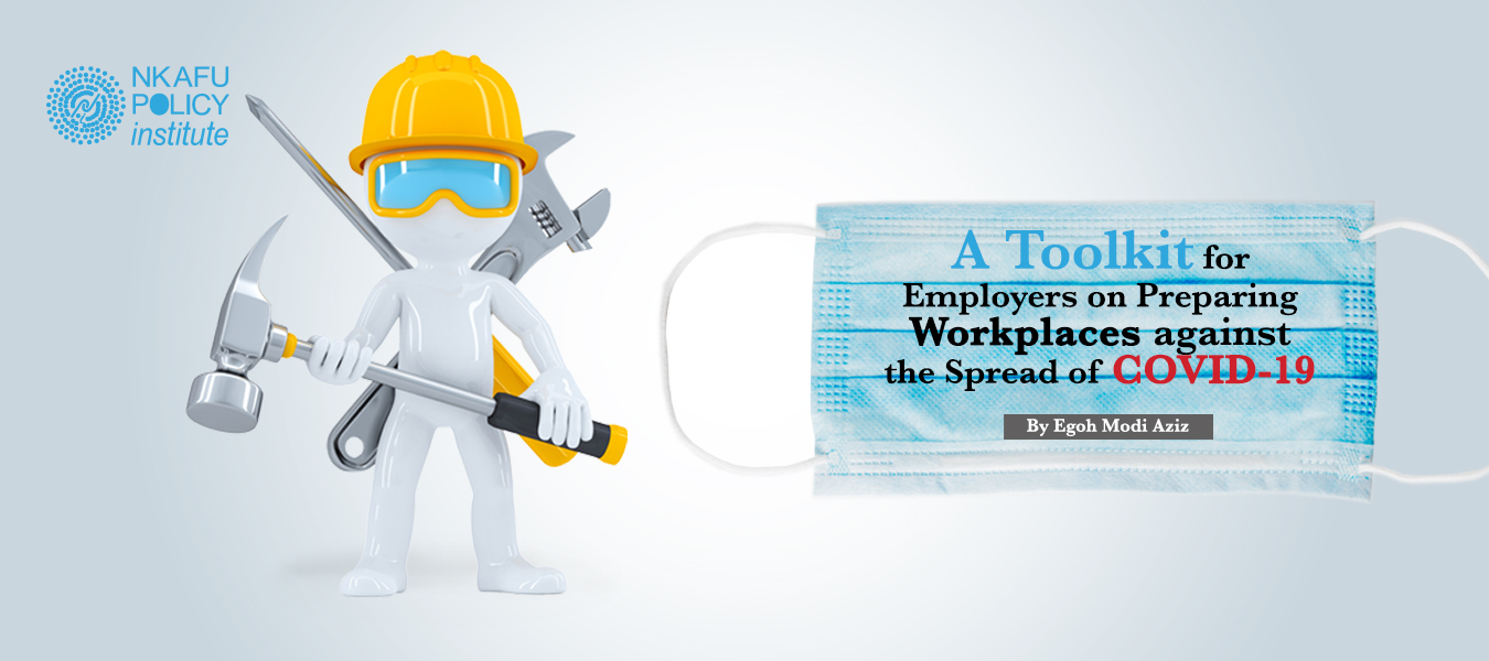 A Toolkit for Employers on Preparing Workplaces against the Spread of COVID 19-egoh