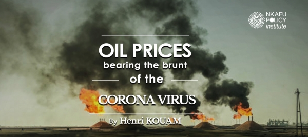 Oil prices bearing the brunt of the Corona virus