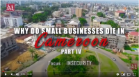 Why Small Businesses Die in Cameroon - Part 4 (Insecurity)