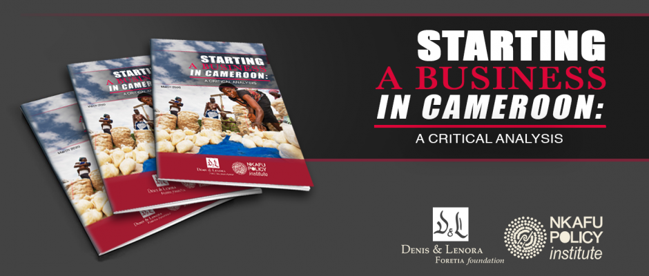 Starting A Business In Cameroon A Critical Analysis