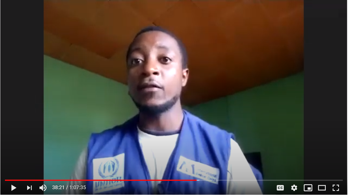 webinar NED-Conflicts in Cameroon