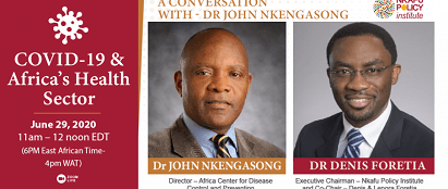 A Conversation with Dr. John Nkengasong_twitter