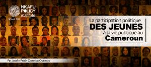 La Participation Politique Des Jeunes À La Vie Publique Au Cameroun