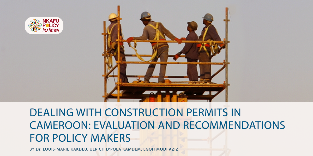 Dealing With Construction Permits In Cameroon