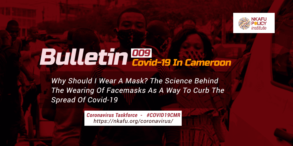 Why Should I Wear A Mask-The Science Behind The Wearing Of Facemasks As A Way To Curb The Spread Of Covid-19