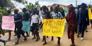 The Role of the Youth in Mitigating the Armed Conflict in Anglophone Cameroon