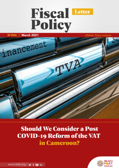 Should We Consider A Post-Covid-19 Reform Of The Vat In Cameroon