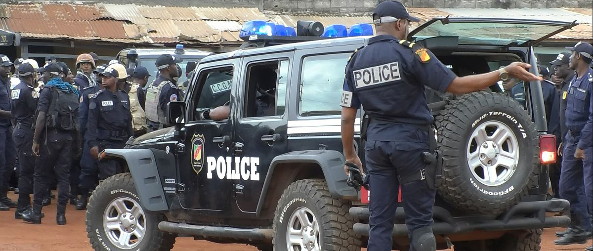 Cameroon, A Police State