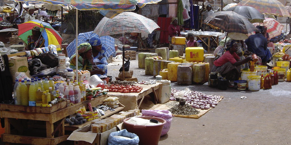 Formalization of the Informal Economy in Cameroon